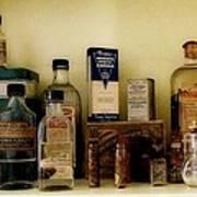 Old-time Remedies Art Print