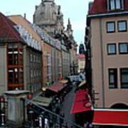 Old Town Dresden Art Print