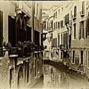 Old Venezia Art Print