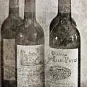 Old Wines Art Print