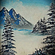 Old Winter Art Print