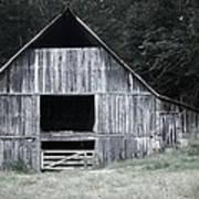 Old Wooden Barn Art Print