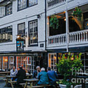 Oldest Coaching Inn In London Art Print