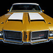 Oldsmobile 442 Art Print