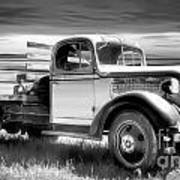 Oldsmobile Art Print by Shannon Rogers