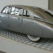 Oldtimer Tatra T87 Art Print