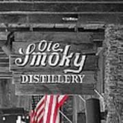 Ole Smoky Distillery Art Print by Dan Sproul