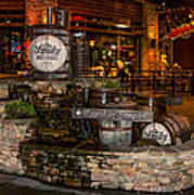 Ole Smoky Tennessee Moonshine Holler Art Print