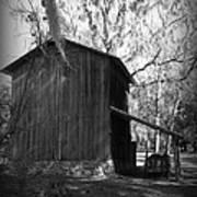 Ole Tobacco Barn I Art Print
