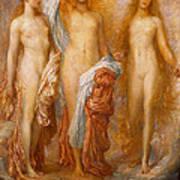 Olympus On Ida Art Print