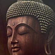Om Mani Padme Hum  - Buddha Art Print