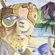 Ometepe Art Print