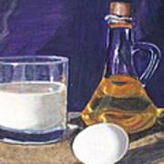 Omlet Art Print
