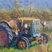 On A Westland Farm  Art Print