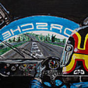 On Board Stefan Belloff Nurburgring Record Art Print