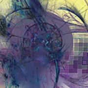 On Psychic Energy Art Print