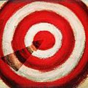 On Target Art Print by Don Hammond