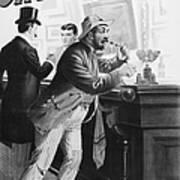 On The Bowery, 1894 Art Print