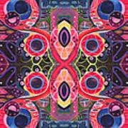 Once Upon A Time 2 - The Joy Of Design Xlll Arrangement Art Print