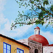 One Fine Day In Cuba Art Print