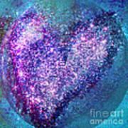 One Heart One Earth Art Print