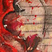 One Series 10 -  Auscultation Art Print