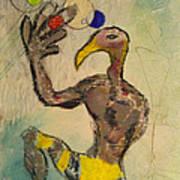 One Series 9 -  Chimera Art Print
