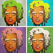 Oompa Loompa Set Of 4 Art Print
