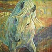 Opal Dream Print by Silvana Gabudean