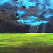 Open Field IIi Art Print
