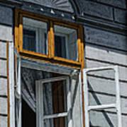 Open Window Art Print