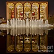 Opera House Reflections Art Print