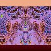 Opositecolorsmix Art Print
