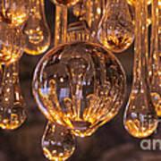 Opulent Luminescence Art Print