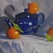 Orange Pekoe Tea Art Print