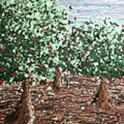Orchard 4 Art Print