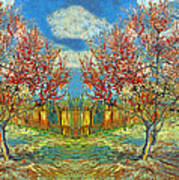 Orchards Art Print