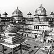 Orchha's Palace - India Art Print