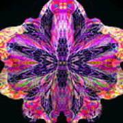 Orchid Digi Art Print