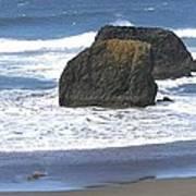 Oregon Coast Panorama Art Print