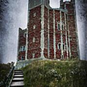 Orford Castle Art Print by Svetlana Sewell