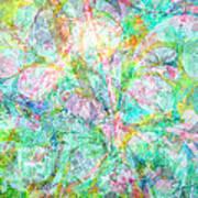Organic Colors By Jan Marvin Art Print