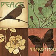 Organic Nature 1 Art Print