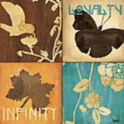 Organic Nature 3 Art Print