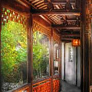 Orient - Continue On Art Print
