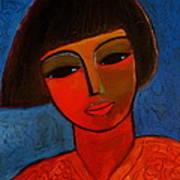Oriental Dreams Art Print