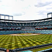 Oriole Park At Camden Yards Art Print