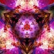 Orion Nebula Vi Art Print