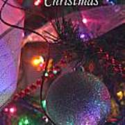 Ornaments-2143-merrychristmas Art Print