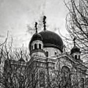 Orthodox Church Art Print